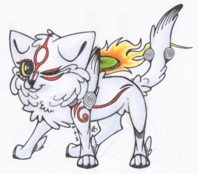 Okami - Leap Before You Think!