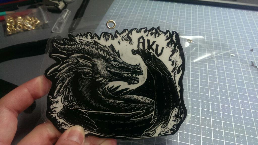 [GITD Badge] gift for my dragon