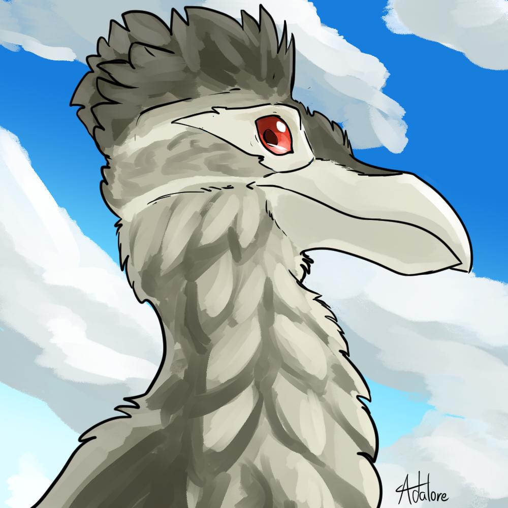 TERROR BIRD TERRY (icon)