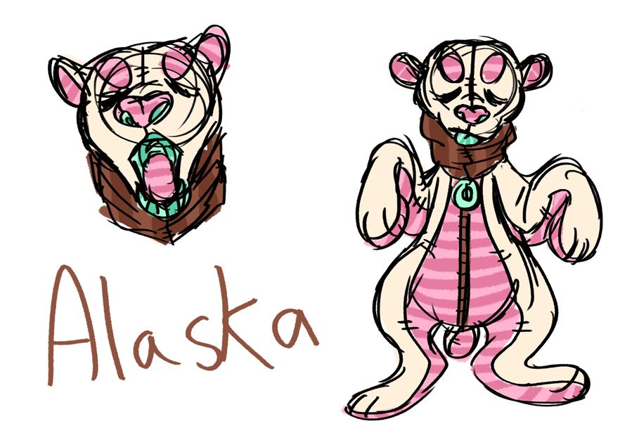 alaska redesign sketch