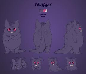 Fluffgar, my Pokesona