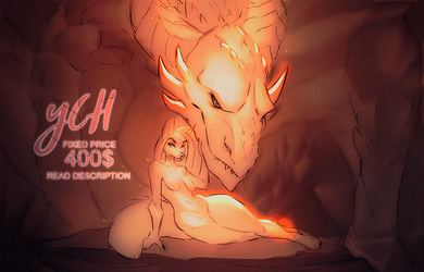 YCH [High Valyrian] OPEN