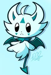 Fuzzy Fella (New OC)