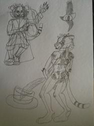 Techol sketches