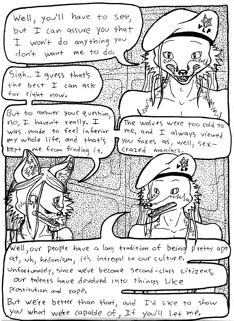 Outfoxing the 5-0 (Page 51)