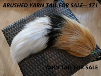 AWD Yarn tail for sale!