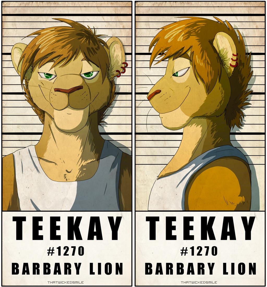 Line Up Badge - TeeKay