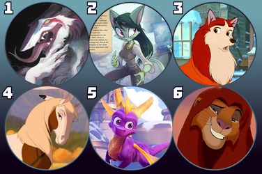 Voting for January exclusive art!