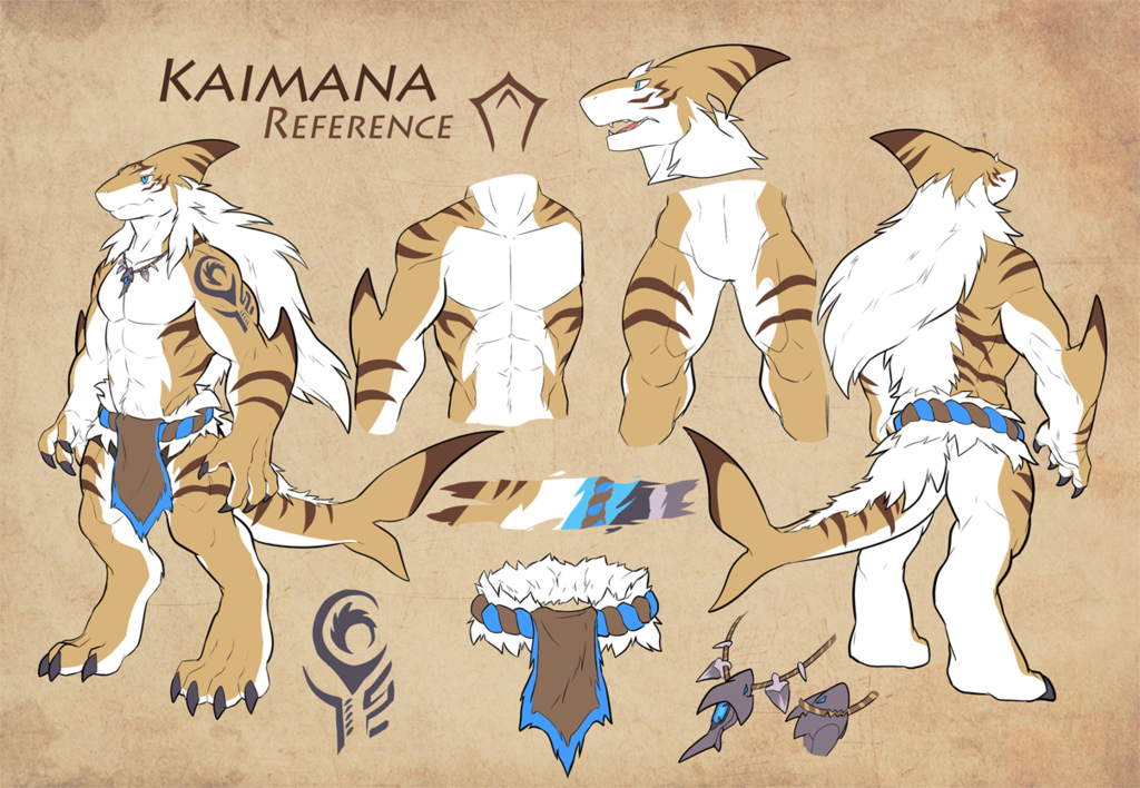 Most recent image: Introducing Kaimana the Tiger Shark
