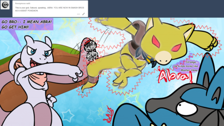 AAAAsk Abra and Mew question #232