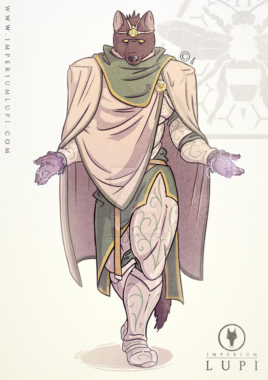 Imperium Lupi - Den Mother Cora Hummel