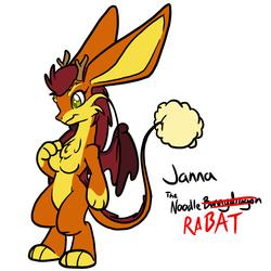 Janna the NoodleRabat