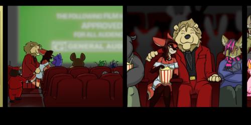 LBD: Movie Night