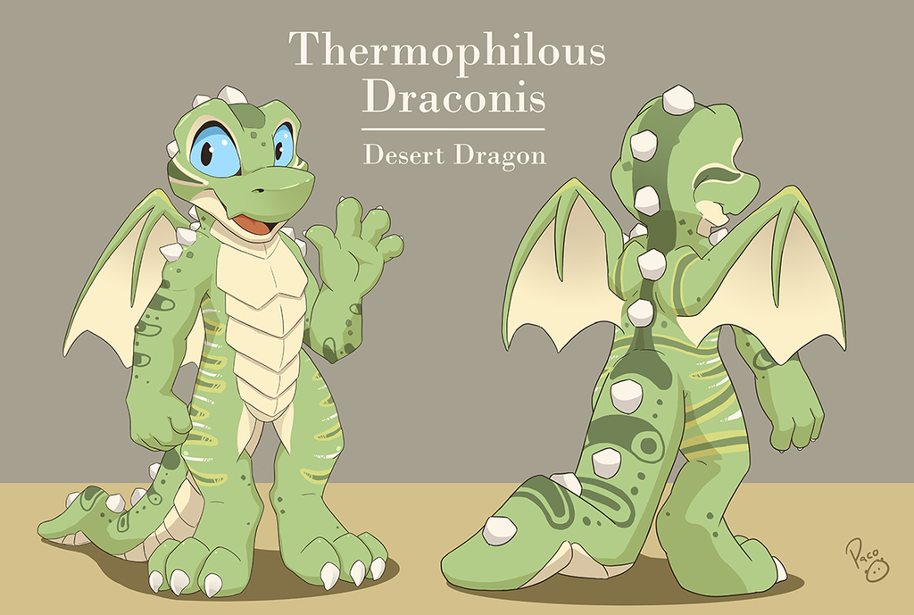 Thermo Dragon