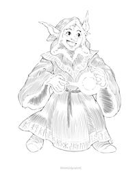 Nex the Wild Magic Sorcerer