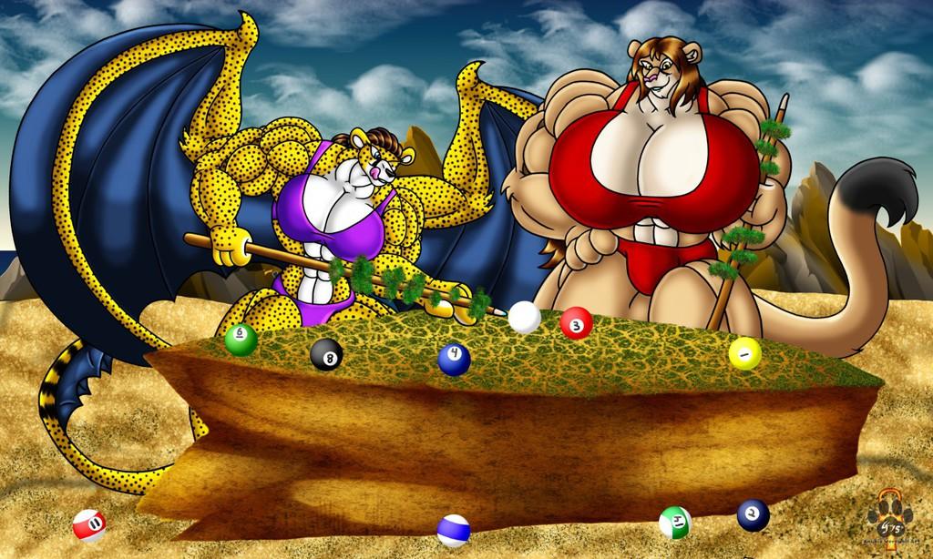Rocky Billiards
