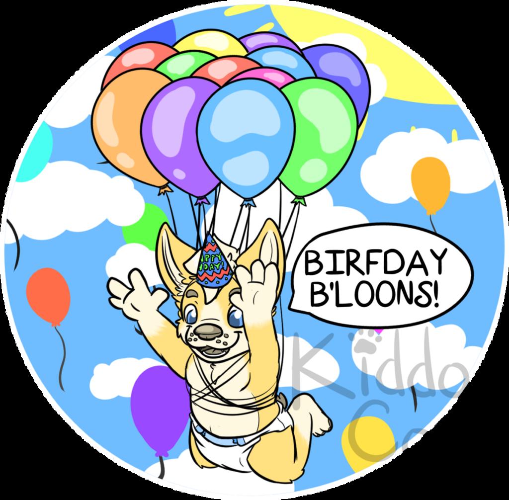 [P] Birfday Balloons