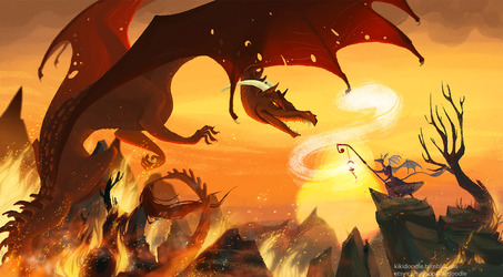 Sunfall Inferno