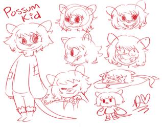 Possum Kid