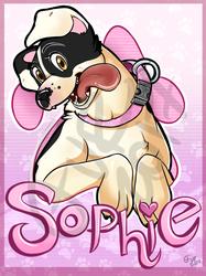 .:Badge:. Sophie