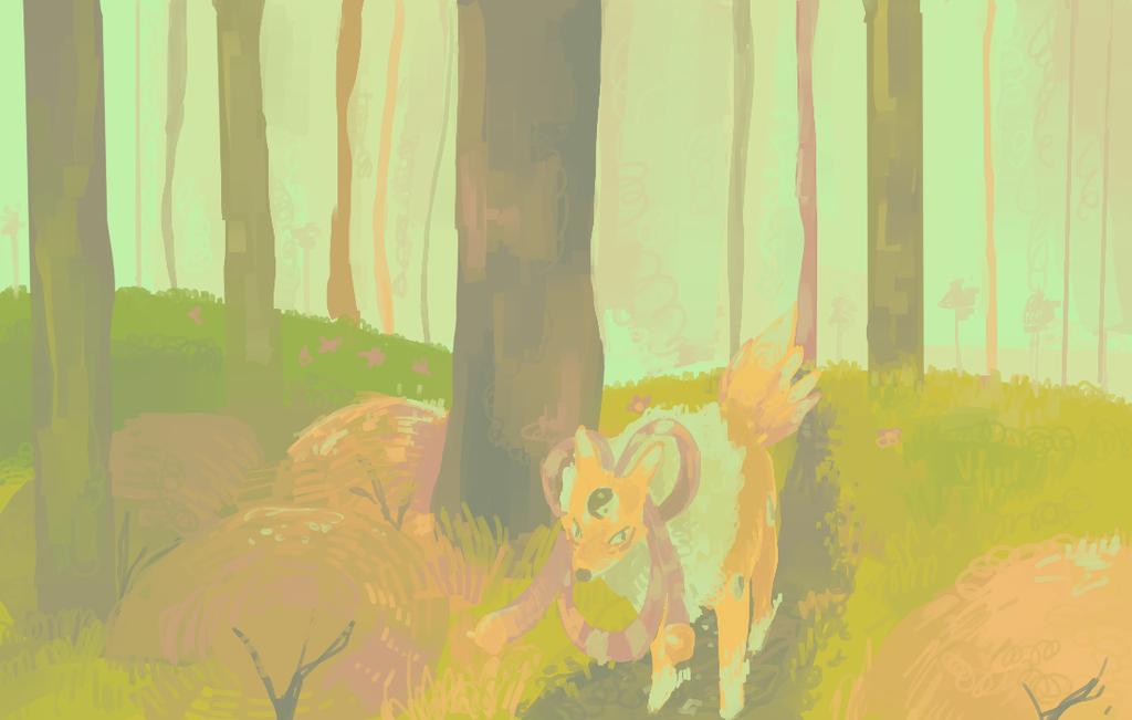 kyuubi forest