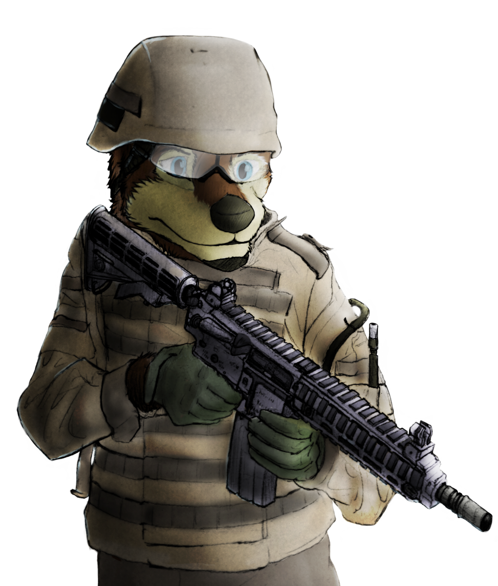 Most recent image: Tacticool Otter