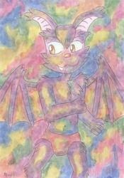 Kuraresu Watercolor Practice 23