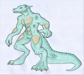 [species lore] - Spawn of Sobek