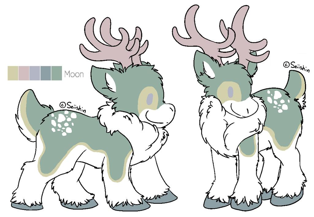Most recent image: Moon Reindeer Adopt