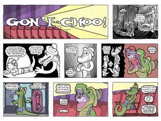 Gon' E-Choo! Strip 84 (www.gonechoo.com)
