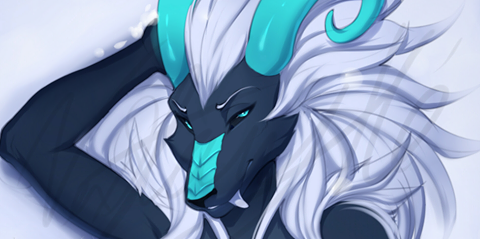 Frost [Personal Art]