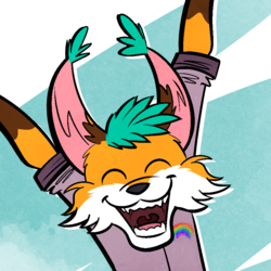 Leaping with Excitement