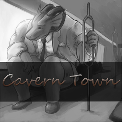 Cavern Town
