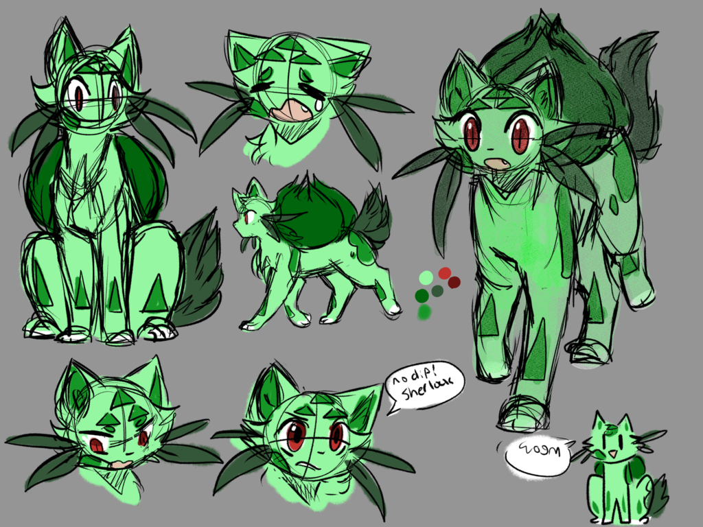 Colby Sketch Page Again!