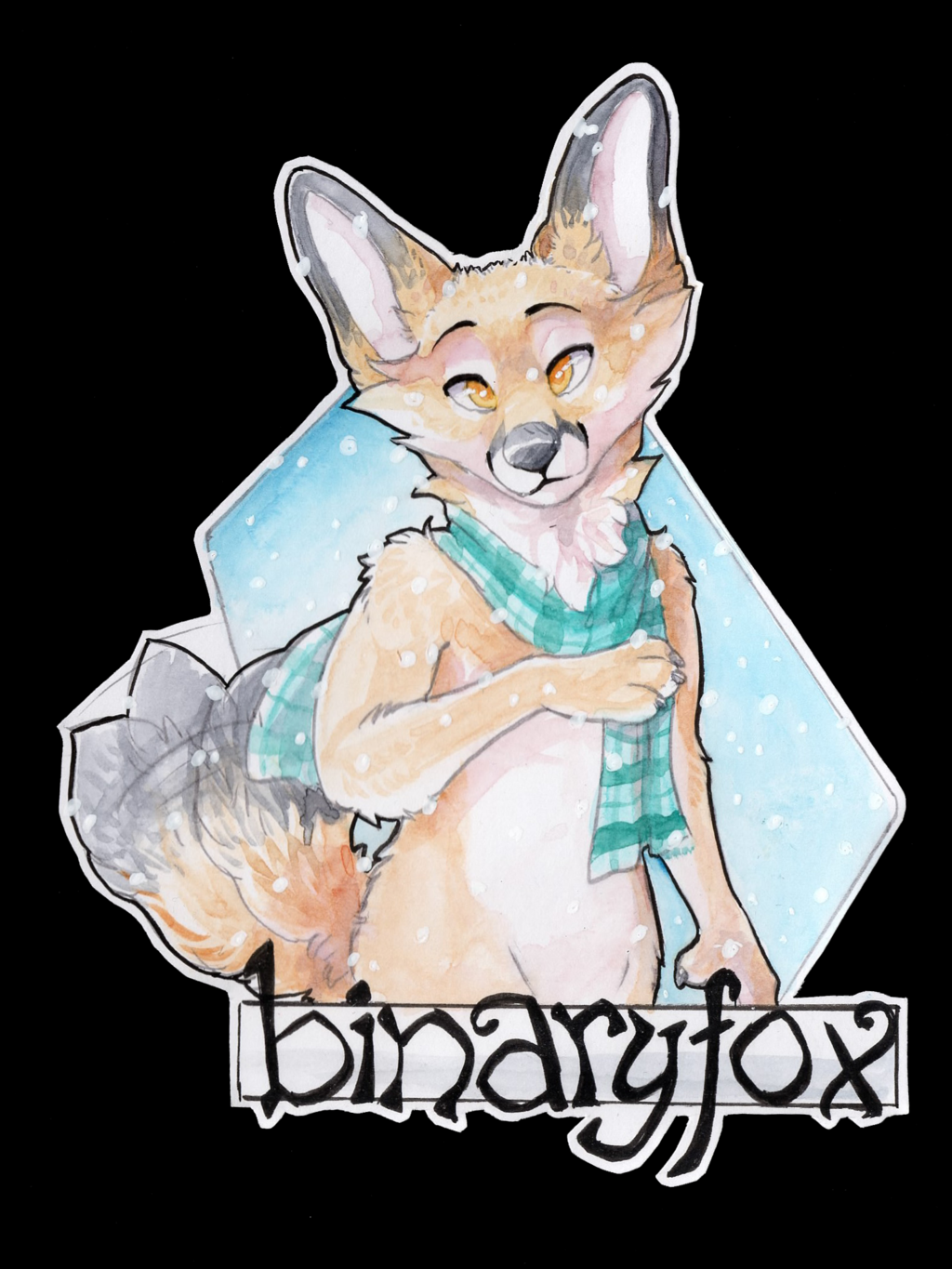 MFF Badge by Thay Rustback
