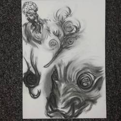 Charcoal Sketches 1