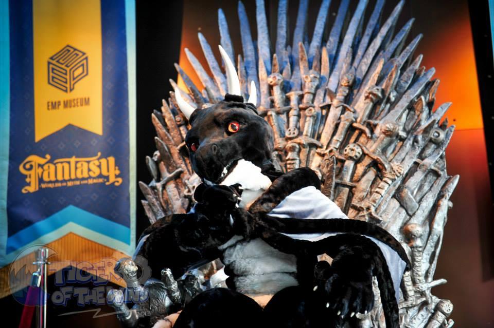 Dragon of Thrones