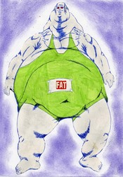 Too fat Stygorr