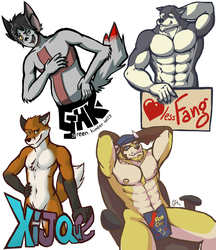 SAI Badges Set 1