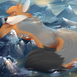 [C] Sleepy Grow Fox