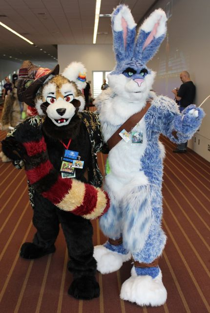 My AC 2013 Fursuit Crush