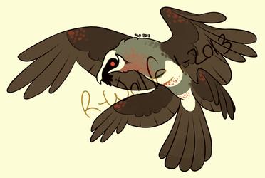Quartz Vulture custom fourwing