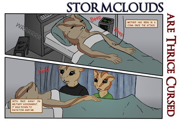 Stormclouds are Thrice Cursed Page 2A