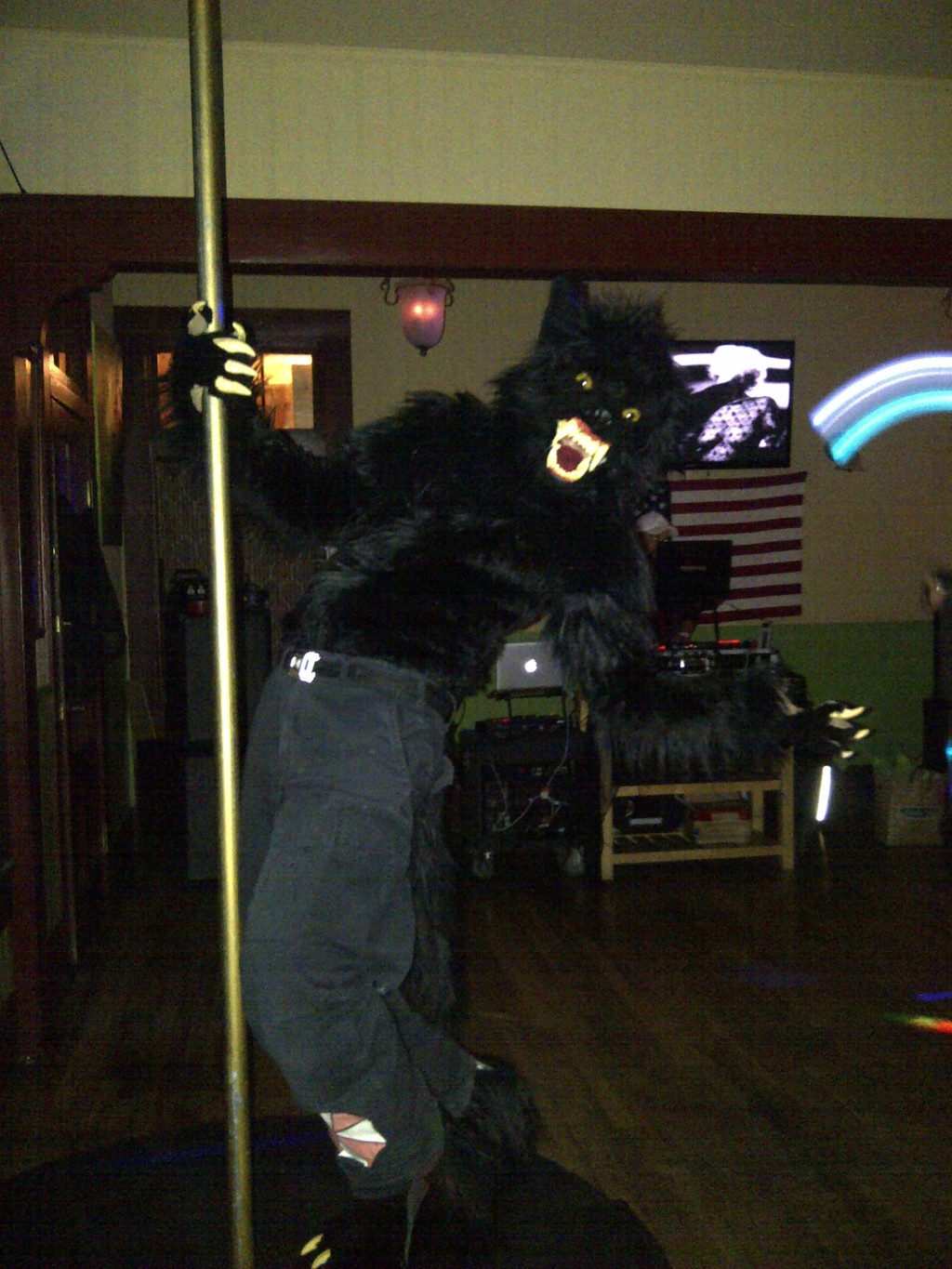 Werewolf...strippers?