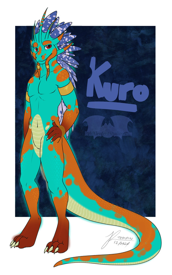 PTR - Experimental Sketch - Kuro