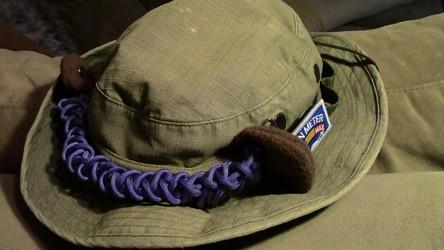 Otter ears / hat (pre-MFF fursuit pic-dump)