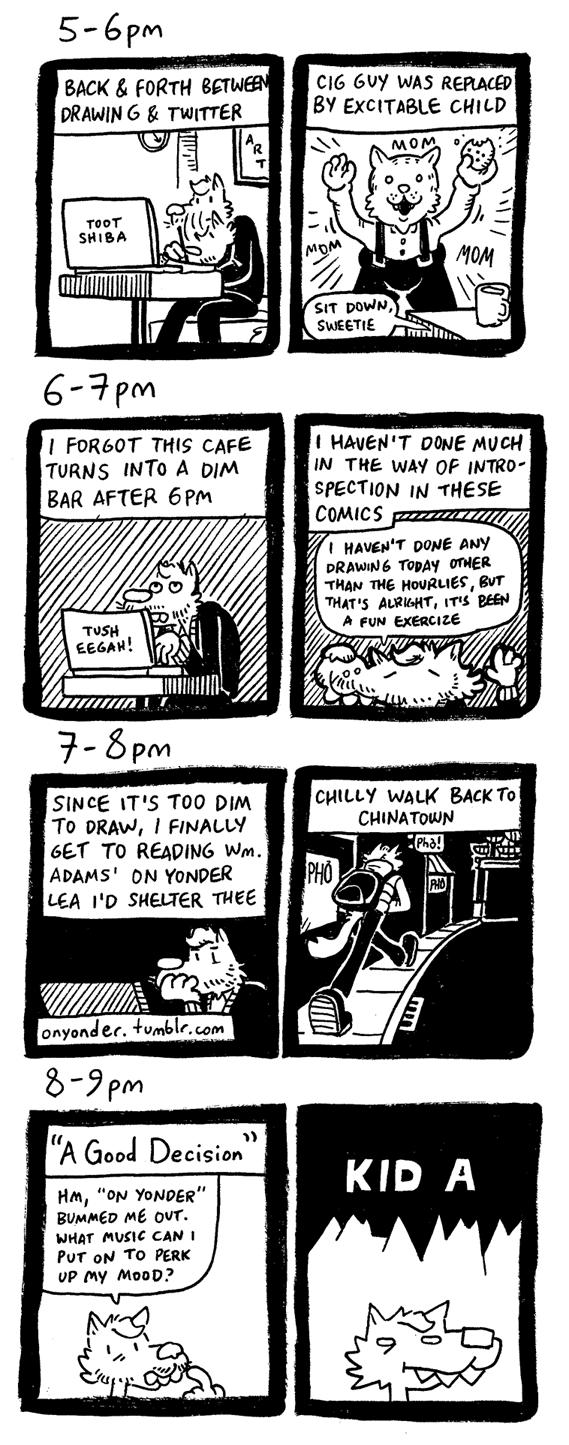 Hourly Comic Day #4