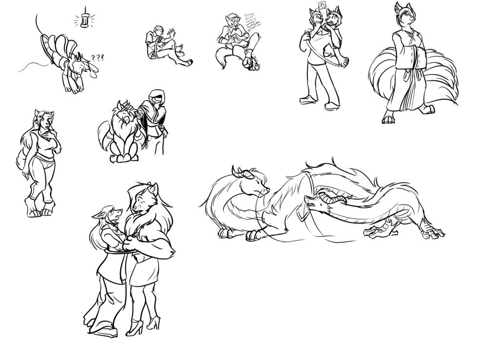 June Sketch Stream [3/5]