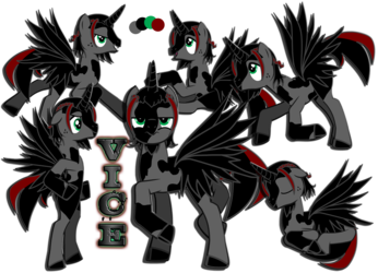 Vice (Old-Timey) Ref