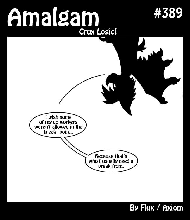 Amalgam #389